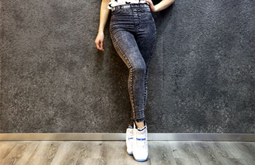 #X-Girl#精灵之舞 --- Air Jordan 11 Legend Blue