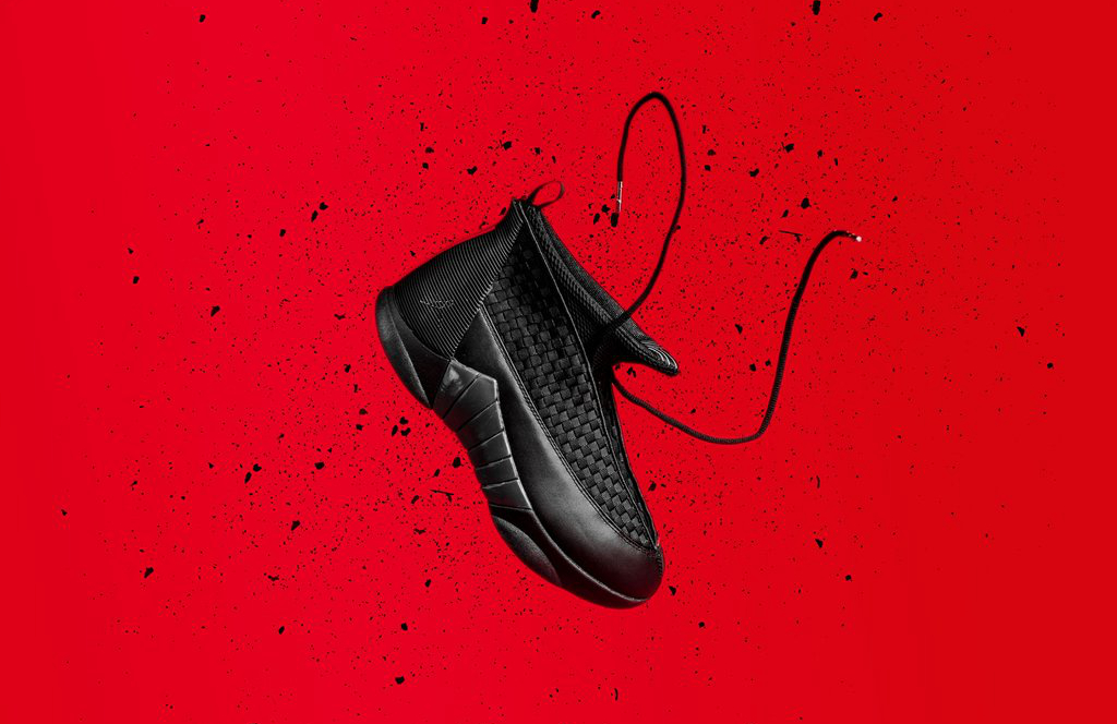 隐形的翅膀 --- Air Jordan 15 Stealth 前瞻