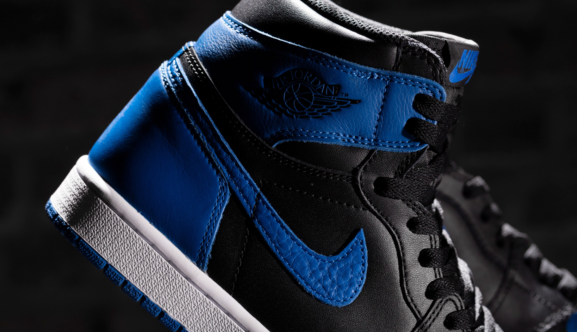 皇家蓝再临 --- Air Jordan 1 Retro High OG Royal 前瞻