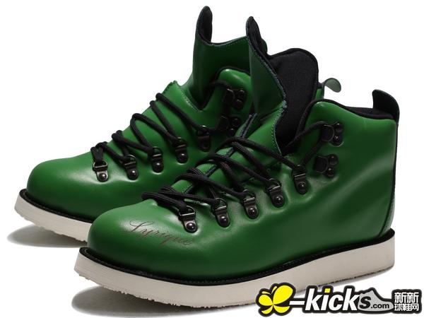 Lyrique Work Boots 绿色 圣诞特价