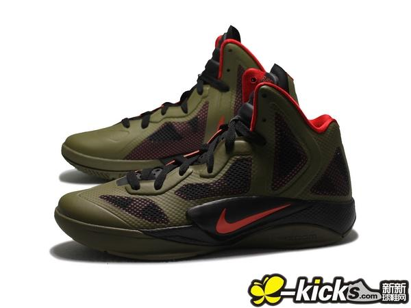 Nike Zoom Hyperfuse 2011 ����
