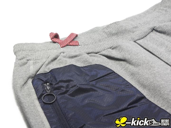 Adi x KZK 84-Lab Tech Sweat Pants 运动裤 限量发售 灰色