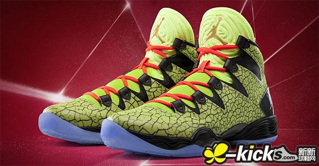 Air Jordan XX8 SE all star AJ28简版 全明星