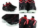 Air Foamposite Pro Solar Red YEEZY 夜光椰子泡