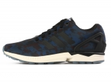 Italia Independent x adidas Originals ZX FLUX 迷彩限量 特价
