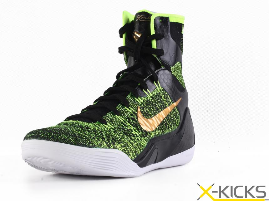 Nike Kobe 9 Elite Restored ZK9 胜利