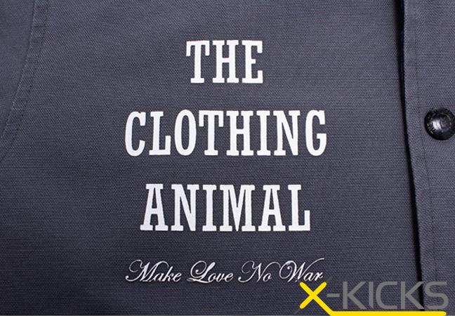 The Clothing Animal 2014/FW双面穿迷彩棒球外套