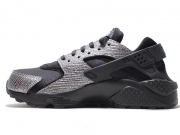 "Nike Huarache RUN""NEW YORK CITY""黑银 华莱士 清仓特价"