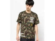 AAPE BY ABATHING APE 2016SS 全迷彩短TEE 换季清仓特价