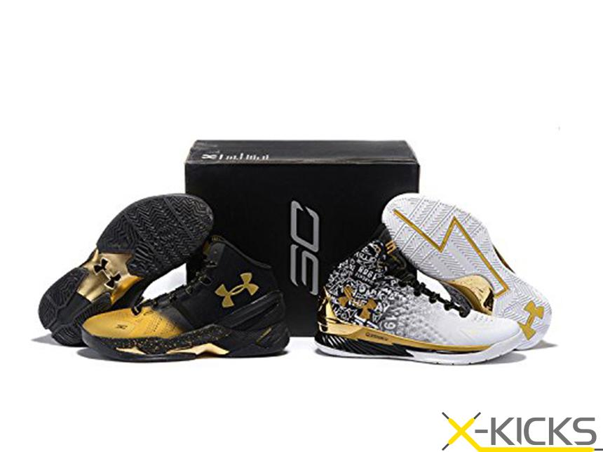 Under Armour Curry mvp pack 库里MVP套装
