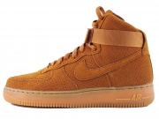 Nike Air Force 1 Suede 女子 高帮板鞋