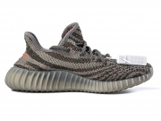 Yeezy 350V2 Grey Orange 侃爷椰子350 灰橙