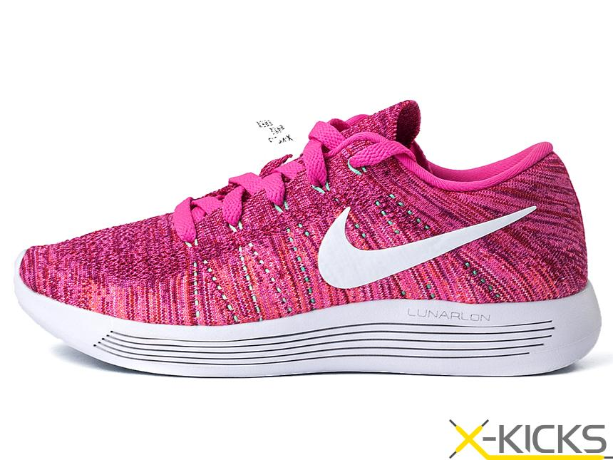 Nike LUNAREPIC LOW FLYKNIT 女子跑步鞋