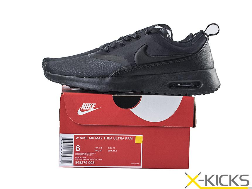 NIKE AIR MAX THEA ULTRA PRM 黑武士清仓特价