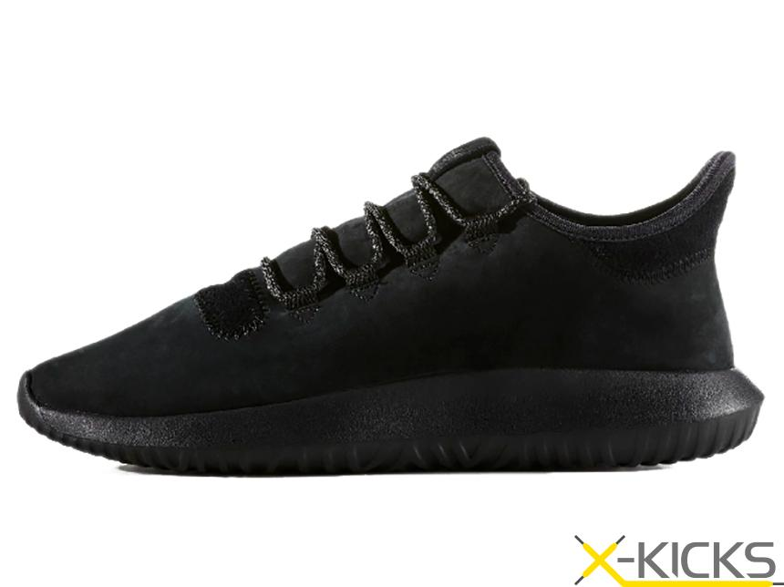 Adidas Originals 三叶草 Tubular Shadow 黑白 yeezy 小350  特价