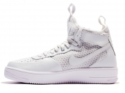 Nike Air Force 1 Ultraforce MID 白色 中筒