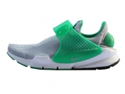 Nike Sock Dart Men's Shoe 灰绿 袜子 特价