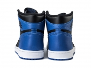 Air Jordan 1 OG Royal AJ1 乔1黑蓝 情侣款