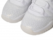 Air Jordan 11 Low AJ11 gs 全白爆裂 低帮