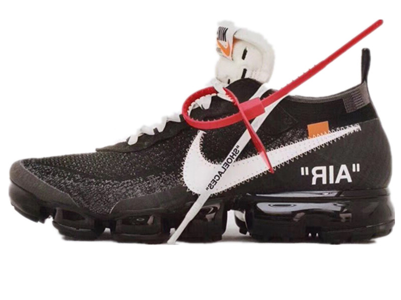 OFF-WHITE x Nike Air Vapor Max 黑白大气垫联名 特价