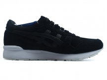 Asics Tiger Gel Lyte 黑色 中性跑步鞋 特价