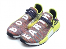 Pharrell Williams x adidas HU Human Race NMD菲董联名