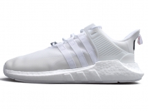 Adidas EQT Support 93/17 boost 全白 防水 限时特价