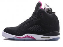 Air Jordan 5 GS Deadly Pink AJ5 黑粉