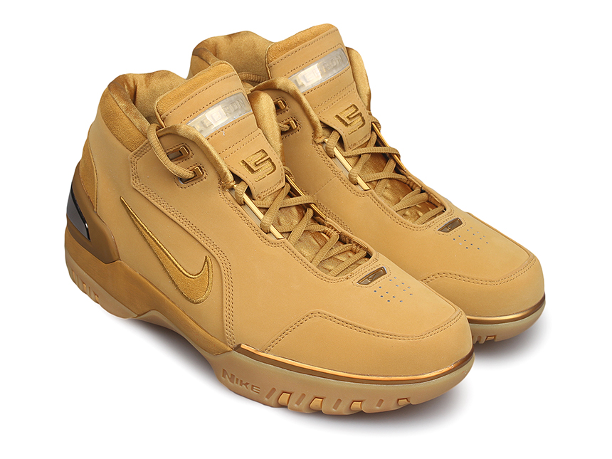 Nike Air Zoom Generation ASG 詹姆斯1小麦 特价