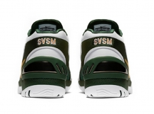 预售 Nike Air Zoom Generation SVSM 詹姆斯1白绿高中配色