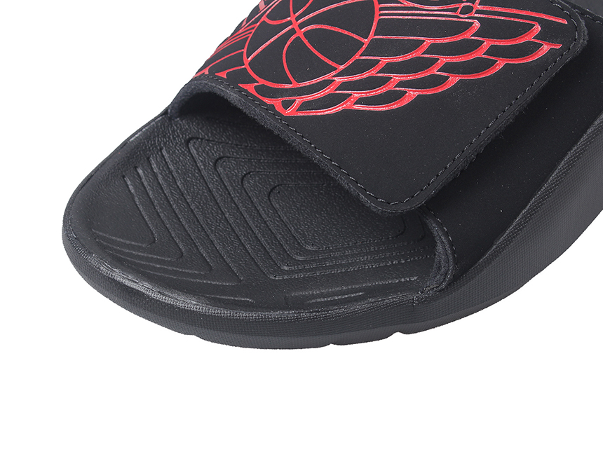 Air Jordan Hydro 7 Slide 拖鞋 黑色特价