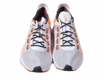 Nike EXP-X14 Just Do It React黑白橙跑步鞋 特价