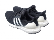 Adidas ultra boost 4.0 Show Your Strises跑步鞋 黑色 特价