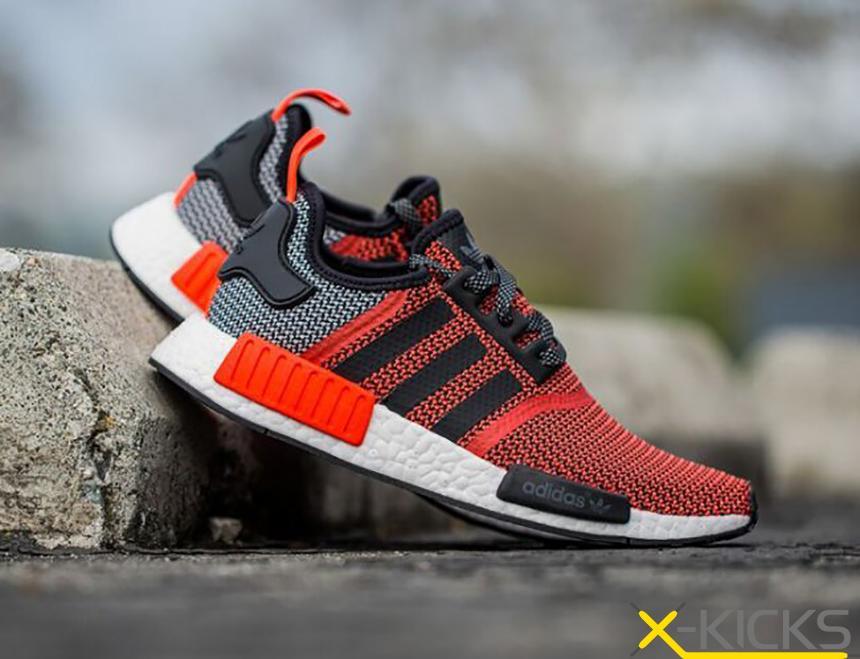 预售 Adidas NMD Primeknit 跑步鞋 洛杉矶 城市限定 特价