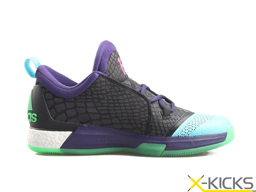 Adidas Crazylight boost 2.5 3M反光夜光 哈登 全明星 限量清仓特价